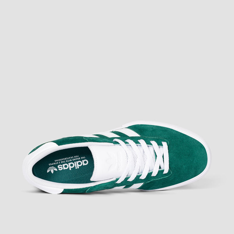 adidas Matchbreak Super Collegiate Green/Footwear White/Gold Metallic - Unisex L
