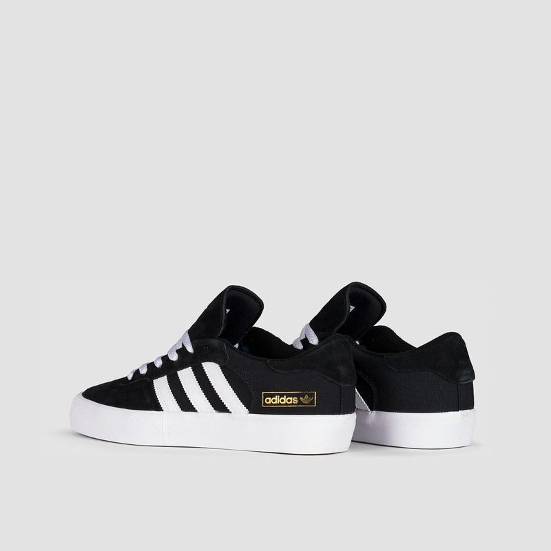 adidas Matchbreak Super Core Black/Footwear White/Gold Metallic - Unisex L - Footwear