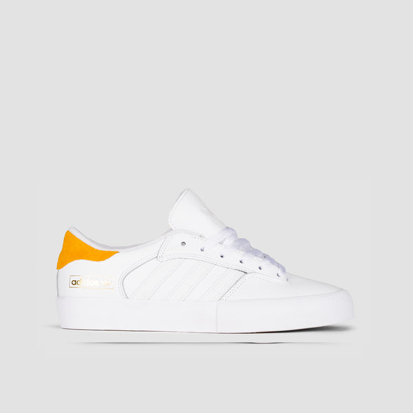 adidas Matchbreak Super Footwear White/Tactile Yellow F17/Footwear White - Unisex L