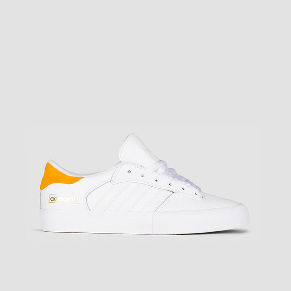 adidas Matchbreak Super Footwear White/Tactile Yellow F17/Footwear White - Unisex S