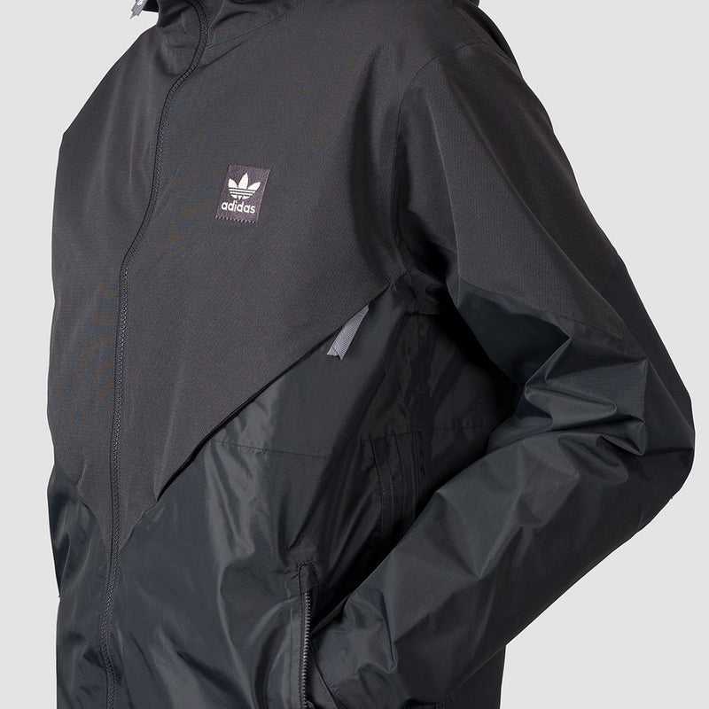 adidas Premiere Riding Snow Jacket Carbon - Snowboard