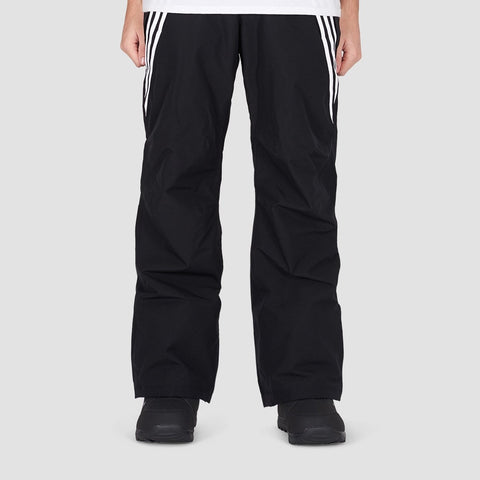 adidas Riding Snowboard Pants Black/White