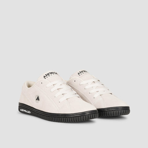 Airwalk Stark White Black - Footwear