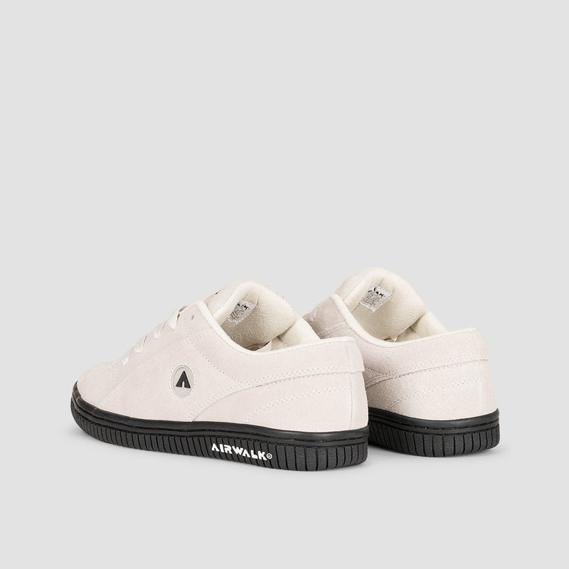 Airwalk Stark White Black - Kids - Footwear