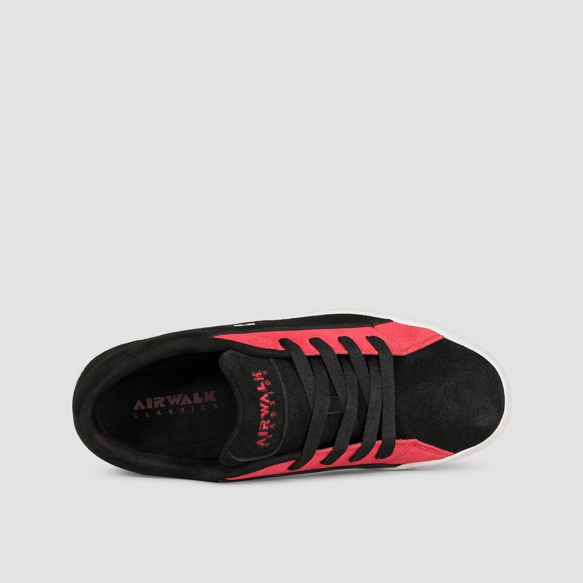 Airwalk The One Chance Black Red - Footwear