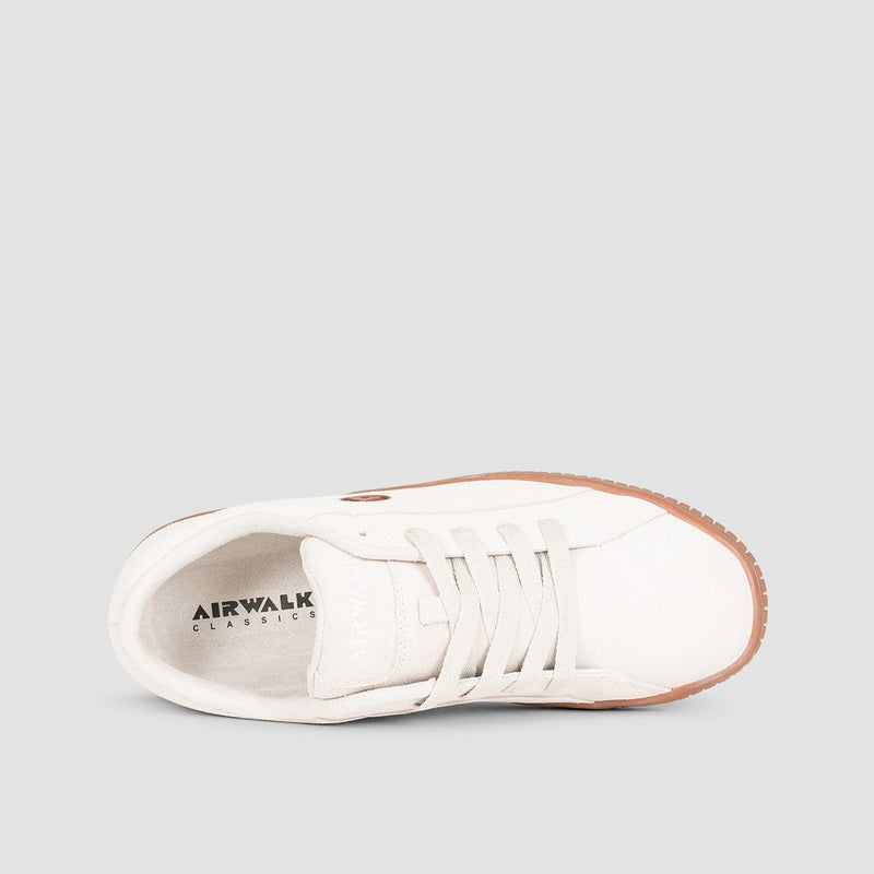Airwalk The One Gum White/Gum - Footwear