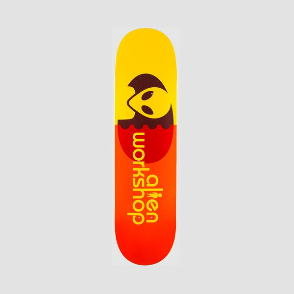 Alien Workshop Egg Deck Orange - 8.375 - Skateboard