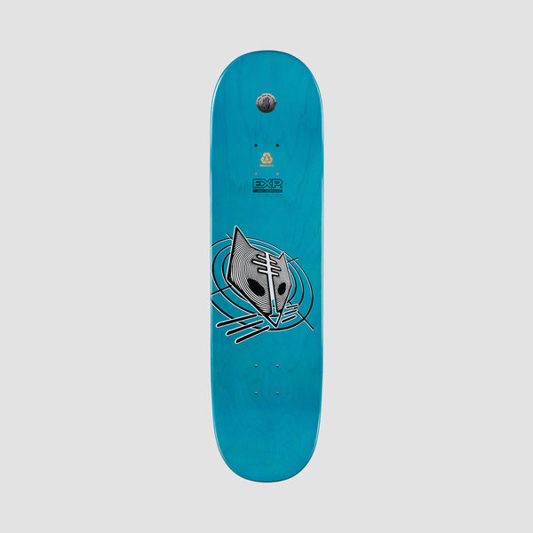 Alien Workshop Exp Deck Green - 8.5""