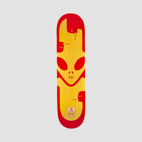 Alien Workshop Exp Deck Red - 7.75""