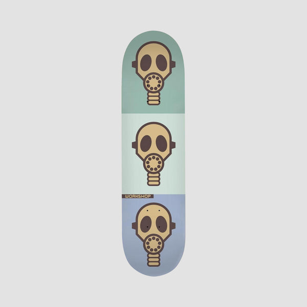 Alien Workshop Gas Mask Deck Pastel - 8.25""