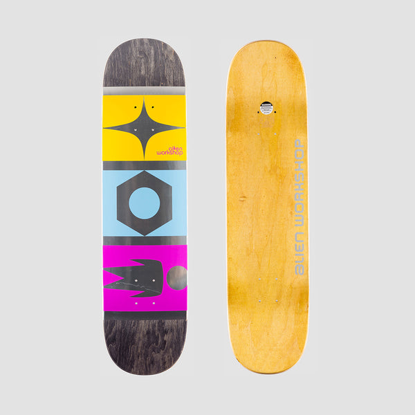 Alien Workshop Logo Star Nut Man Deck - 8.25""