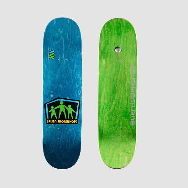 Alien Workshop Shelter Deck Navy - 8.375""