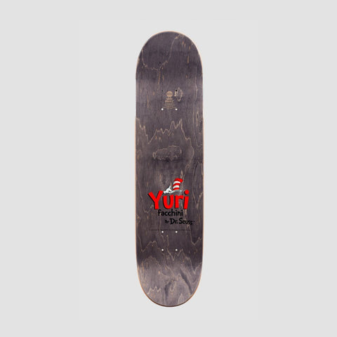 Almost Cat N Fish R7 Deck Yuri Facchini - 8 - Skateboard