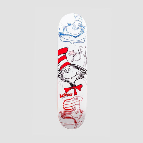 Almost Cat N Fish R7 Deck Yuri Facchini - 8""