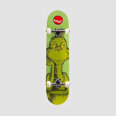 Almost Grinch FP Pre-Built Complete Green - 7.75""