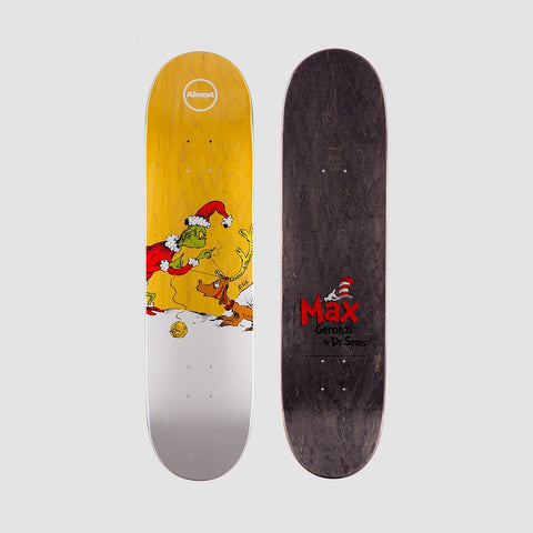 Almost Grinch R7 Deck Max Geronzi - 8 - Skateboard