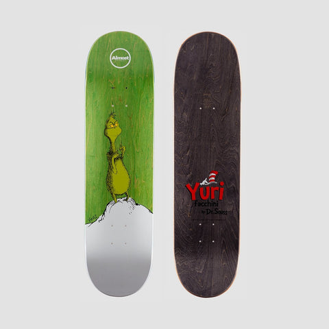 Almost Grinch R7 Deck Yuri Facchini - 8.375 - Skateboard