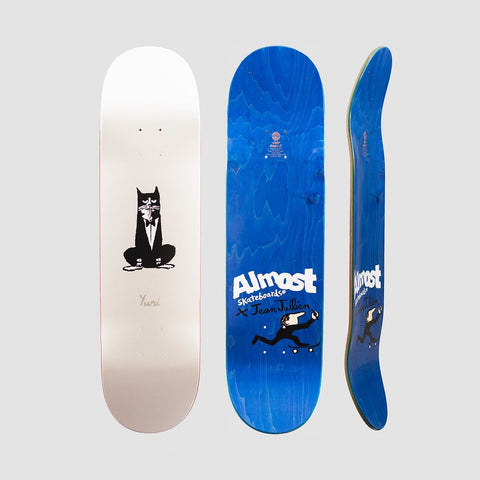 Almost Pets R7 Deck Yuri Facchini/White - 8.375 - Skateboard