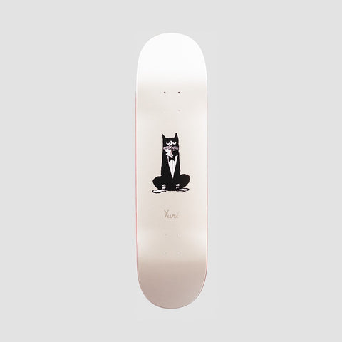 Almost Pets R7 Deck Yuri Facchini/White - 8.375""