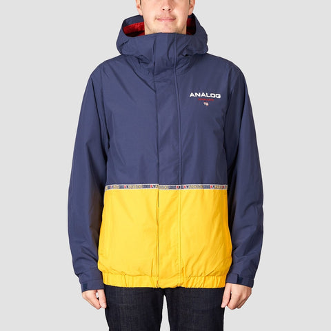 Analog Blast Cap Snow Jacket Modigo/Flashback