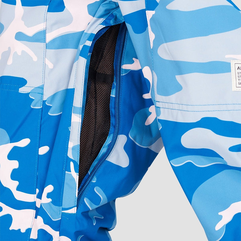 Analog Ice Out Snow Bib Analog Camo - Snowboard