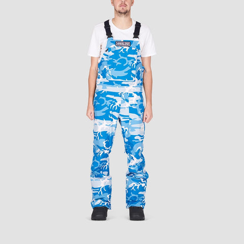 Analog Ice Out Snow Bib Analog Camo
