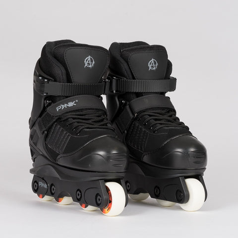 Anarchy Panik Skates Black - Kids - Skates
