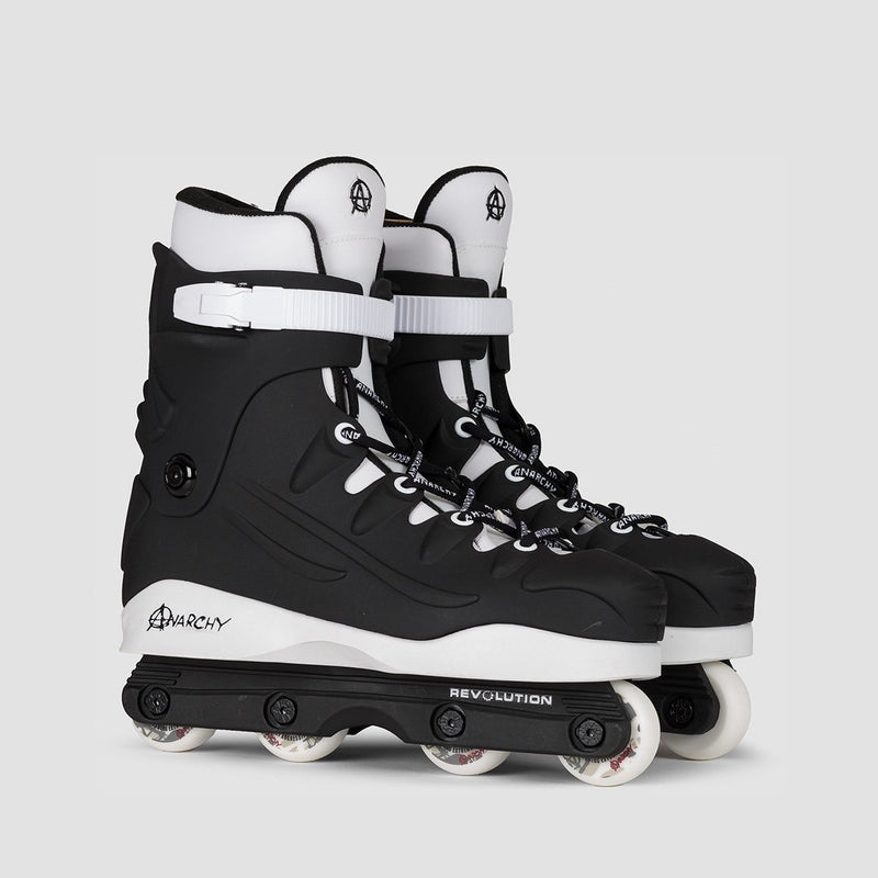 Anarchy Revolution II Black - Skates