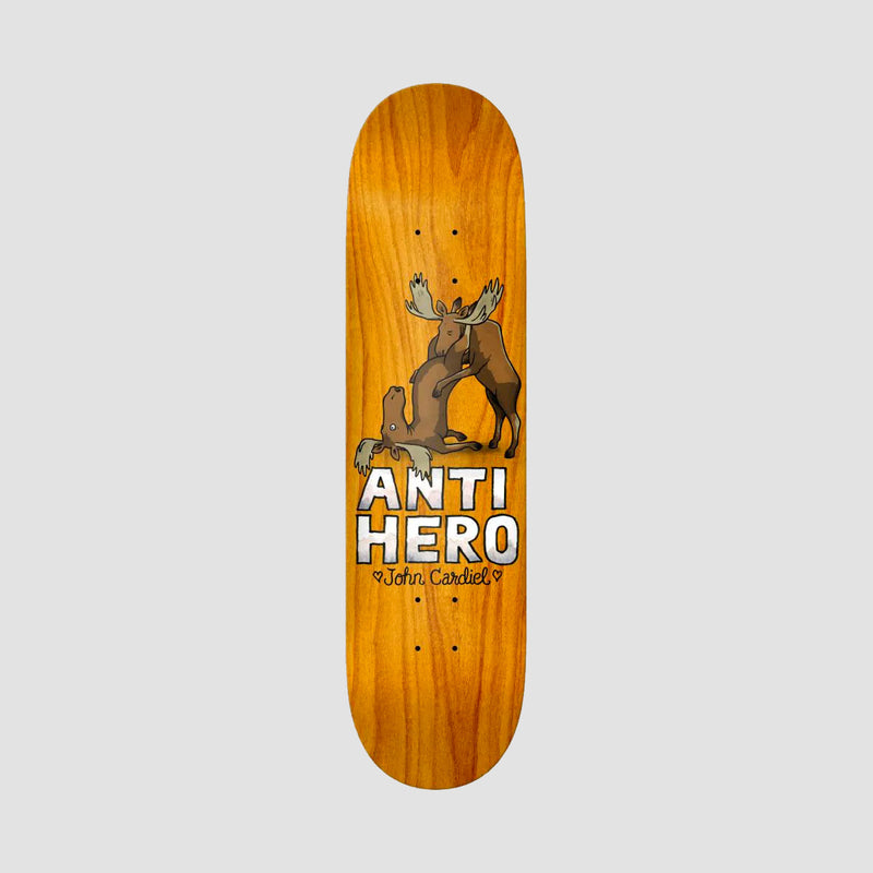 Antihero Cardiel Lovers II Deck Various Stains - 8.25""
