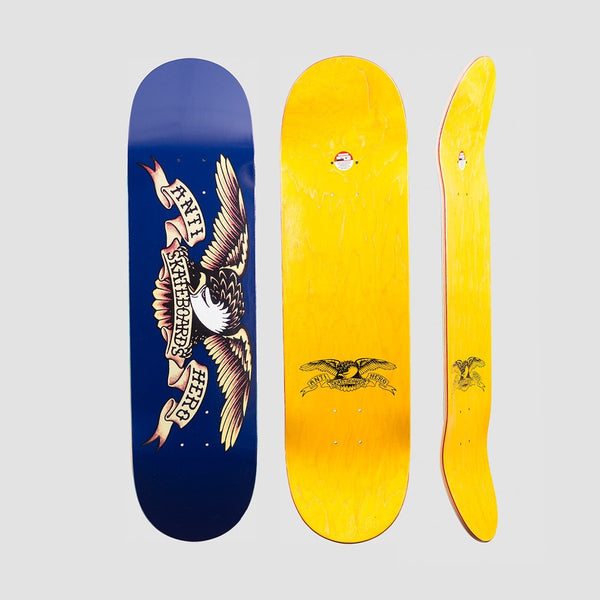 Antihero Classic Eagle Deck Blue - 8.5 - Skateboard