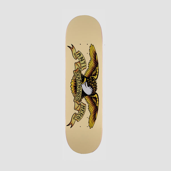 Antihero Classic Eagle Deck Cream - 8.62""