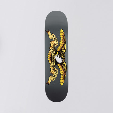 Antihero Classic Eagle Deck Grey - 8.25""