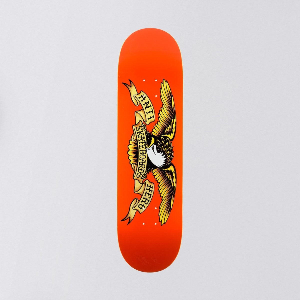 Antihero Classic Eagle Deck Orange - 9 - Skateboard