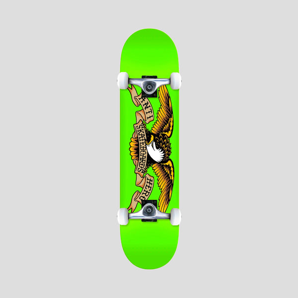 Antihero Classic Eagle Pre-Built Complete Green - 8""