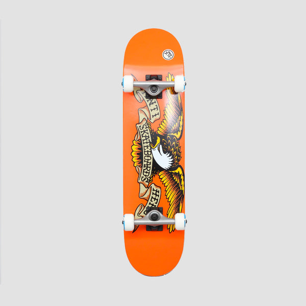 Antihero Classic Eagle Pre-Built Complete Orange - 7.75""