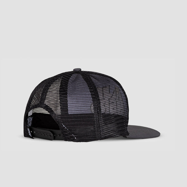 Antihero Drophero Trucker Cap Grey/Black