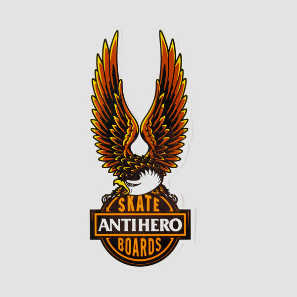 Antihero Nothings Free Sticker 150x65mm