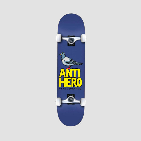 Antihero Pigeon Hero Pre-Built Mini Complete Purple - 7.3""