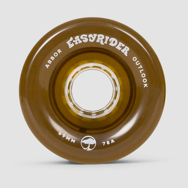 Arbor Outlook Wheels Amber 69mm
