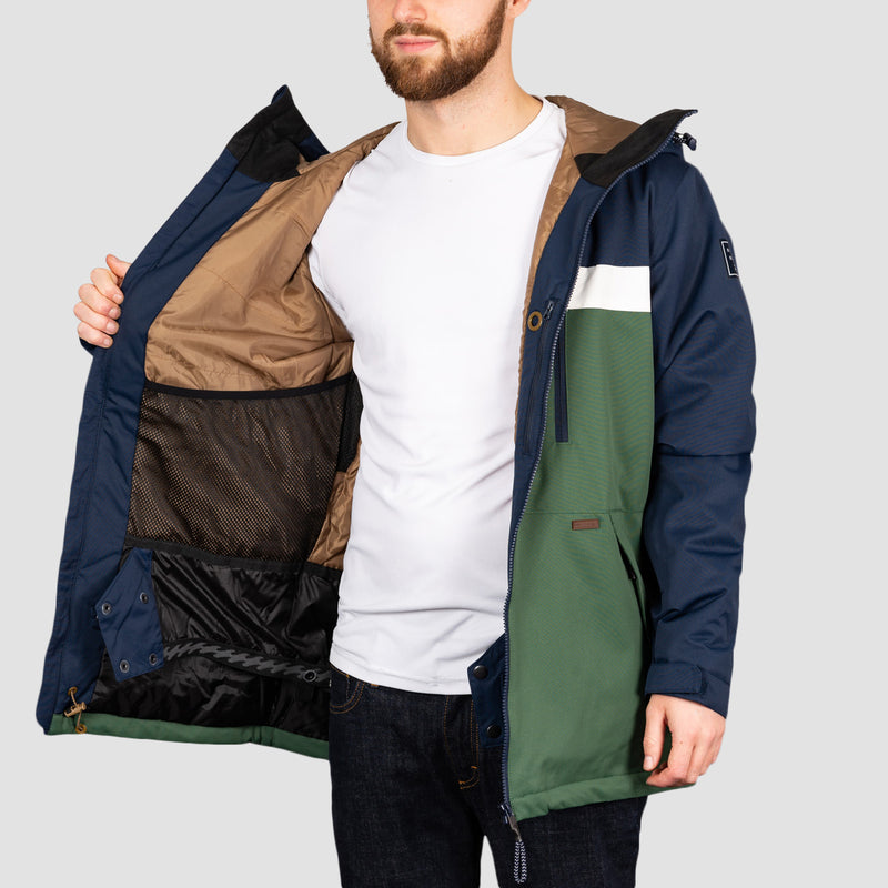 Billabong All Day Snow Jacket Forest