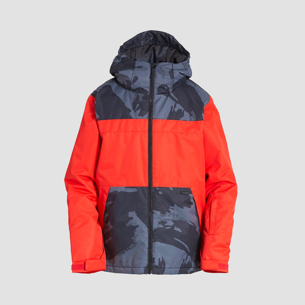 Billabong All Day Snow Jacket Lava - Kids