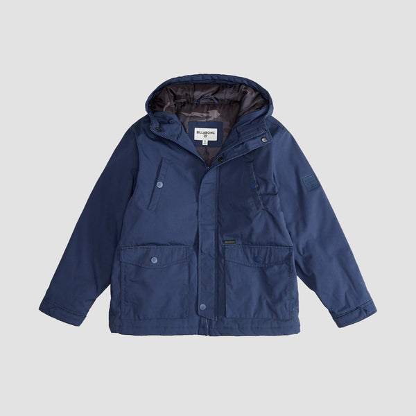 Billabong Alves Jacket Dark Blue - Kids