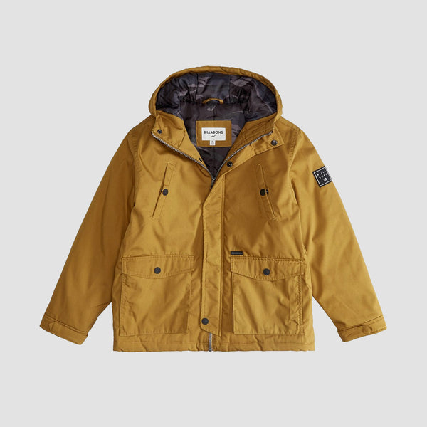 Billabong Alves Jacket Hash - Kids