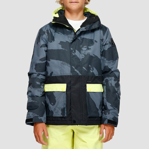 Billabong Fifty 50 Snow Jacket Citrus - Kids