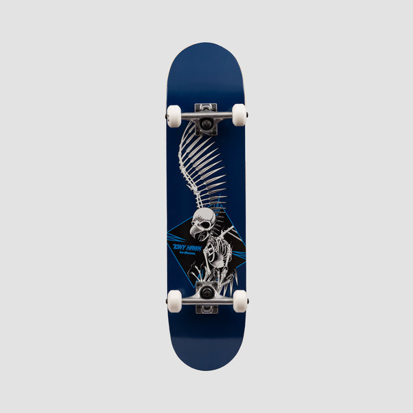 Birdhouse Full Skull 2 Stage 1 Pre-Built Complete Blue - 7.5""