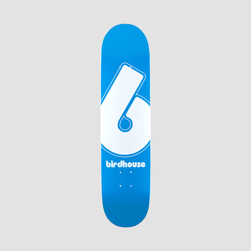 Birdhouse Giant B Logo Deck Blue - 7.75""