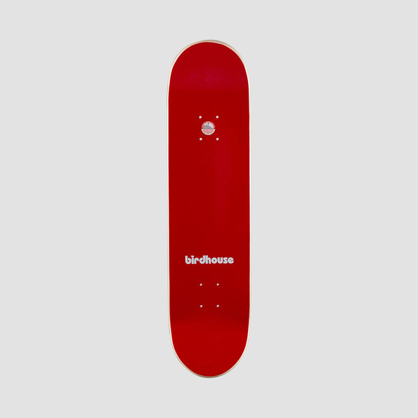 Birdhouse Giant B Logo Deck Red - 8""