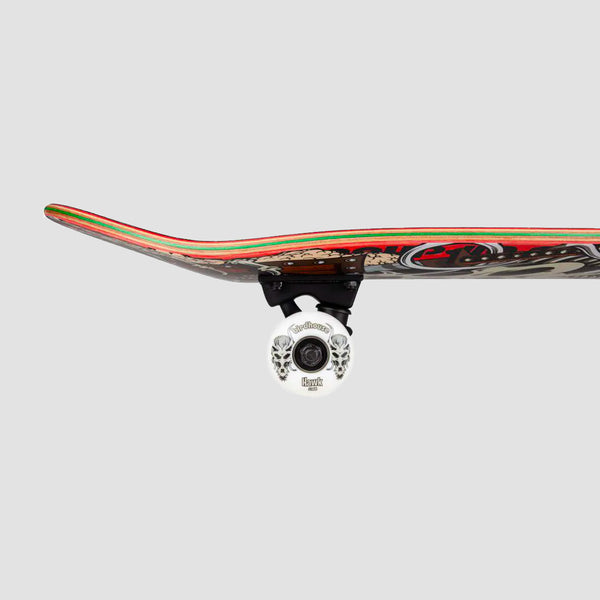Birdhouse Tony Hawk Gladiator Stage 3 Pre-Built Complete Red - 8.125""