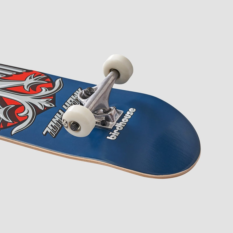 Birdhouse Tony Hawk Shield Stage1 Pre Built Complete Blue - 8.0 - Skateboard