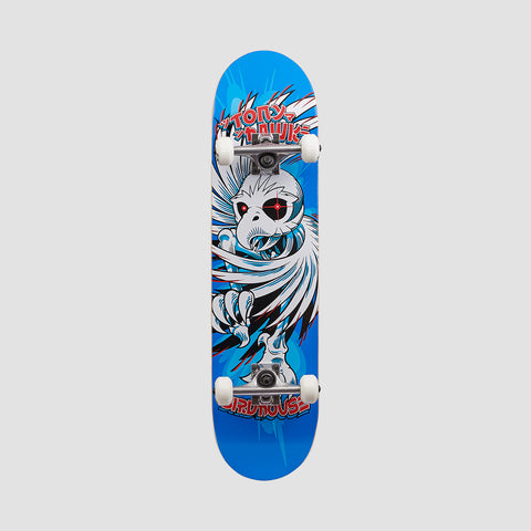 Birdhouse Tony Hawk Spiral Stage1 Pre Built Complete Blue - 7.75""